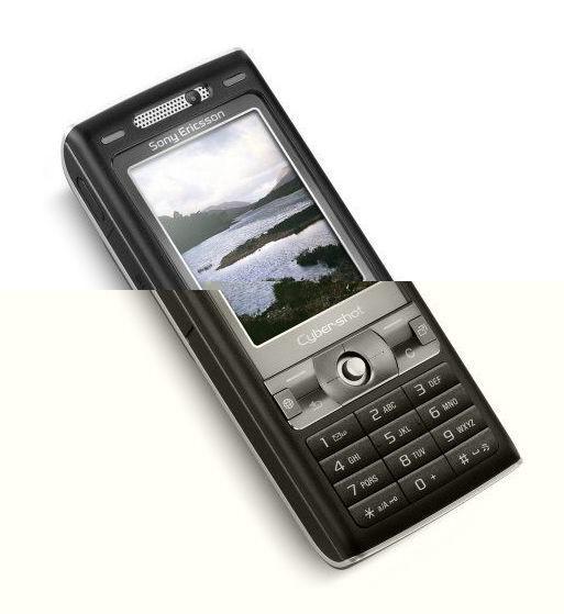 Sony Ericsson Cyber-shot K800i - Velvet Black (Vodafone