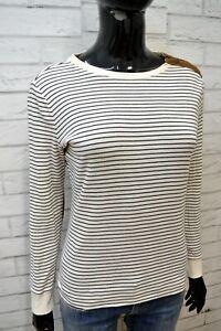 RALPH-LAUREN-Maglione-Taglia-M-Cotone-Cardigan-Donna-Pullover-Sweater-Woman