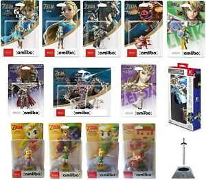 The-Legend-of-Zelda-Nintendo-Amiibo-Collection-Figures-NEW-amp-BOXED-NEU-amp-OVP-EU-VERS