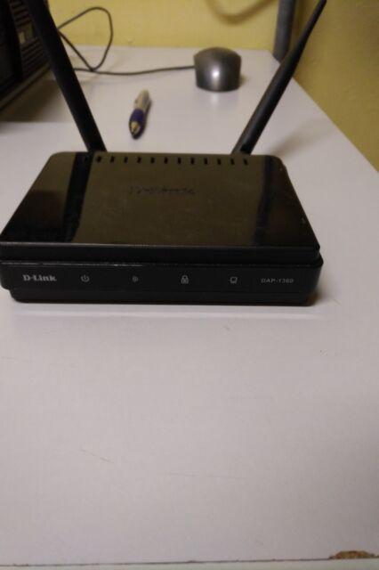 D-link DAP-1360 Wireless Access Point N D'Occasion