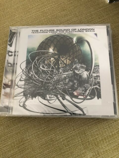 The Future Sound Of London - Teachings From The Electronic Brain New Sealed Cd