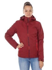 Esterno Rosso Cmp Funzionale Da Giacca Thinsulate™ Riscaldamento 67TxqwaE0w