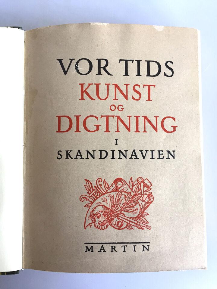 Vor tids kunst og digtning i skandinavien - Fri...