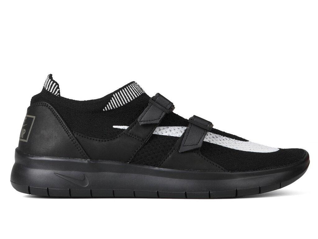 Brand New Mens Nikelab Air Sockracer Flyknit 904580-001 Black Size 9.5