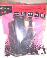 Metra 99-3302 Single DIN Stereo Dash Kit Black Chevy HHR 06-11