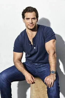 HENRY CAVILL Hollywood Celebrity Posters TV Movie Poster 24 in by 36 in 5