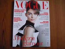 VOGUE MAGAZINE - FEBRUARY 2013 - DAMIAN LEWIS, HELEN McCRORY