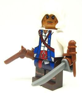Lego Custom Lego Assassin S Creed Iii Connor Kenway