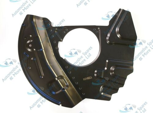 For BMW X5 E53 New Front Right Brake Disc Dust Cover Back Plate Shield