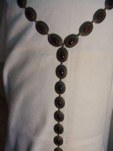 Y ceinture Moyen âge robe ceinture métal Ceinture Chaîne Ceinture Ceintures souples