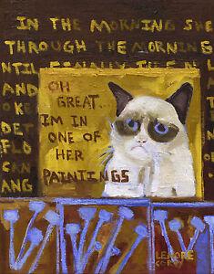 Grumpy-Cat-Original-Painting-by-Lenore-Corey