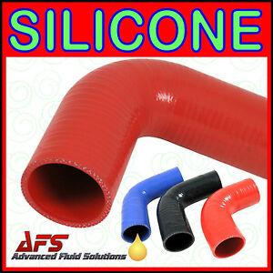 45 degrés silicone coude 45 ° ID 19mm silicone tuyau coude silicone tuyau noir