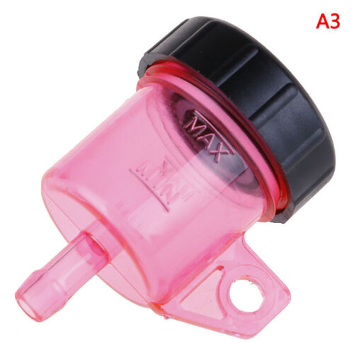 1Pc Universal Motorcycle Front Brake Fluid Reservoir  Tank Oil Cup Split Oil Pot