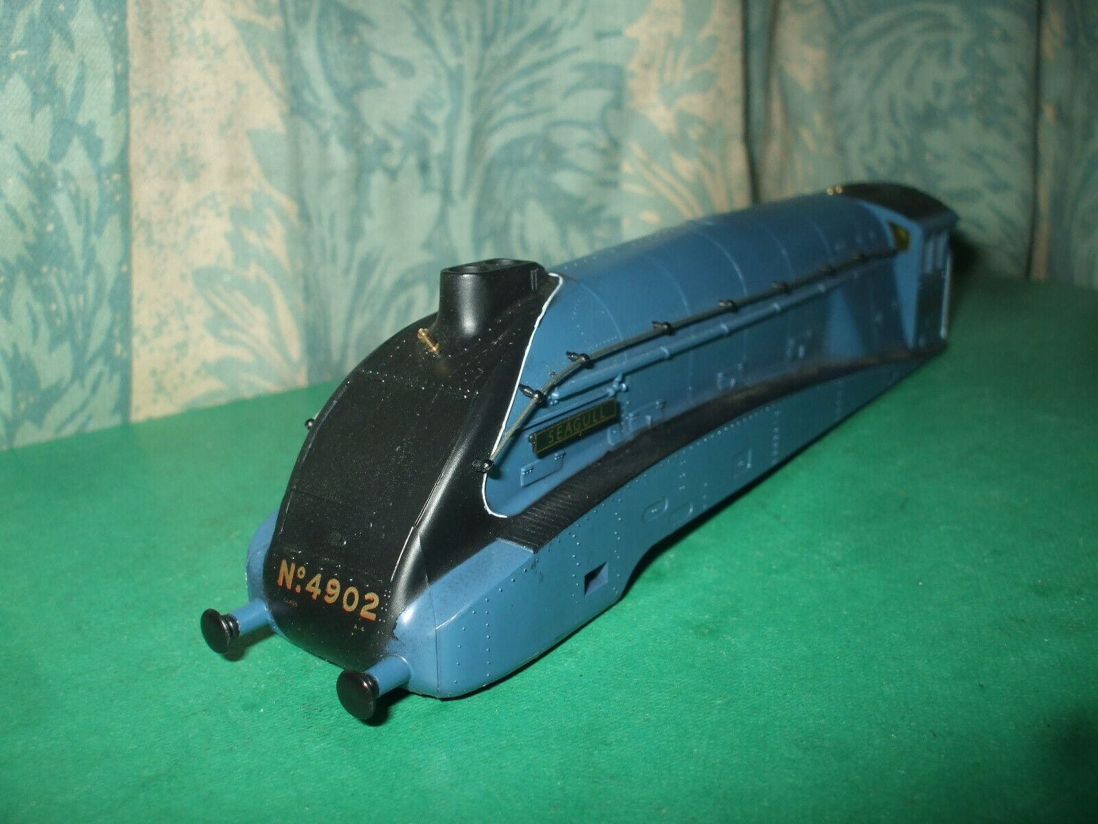 HORNBY LNER A4 Blau LOCO BODY WITH VALANCES ONLY - SEAGULL - No.1