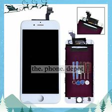 For iPhone 6 LCD Display Touch Screen Digitizer Assembly Repalcement White UK