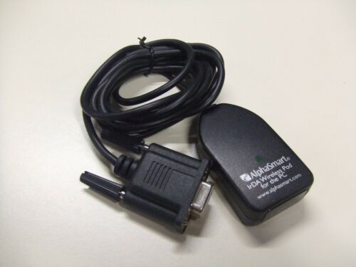 act-IR220L plus MINT COND Alphasmart IrDA Wireless Pod for the PC