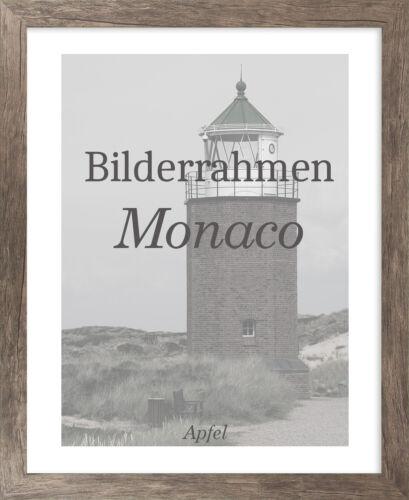 Bilderrahmen Monaco 65x75 cm Foto Poster Puzzle Galerie 75x65 cm