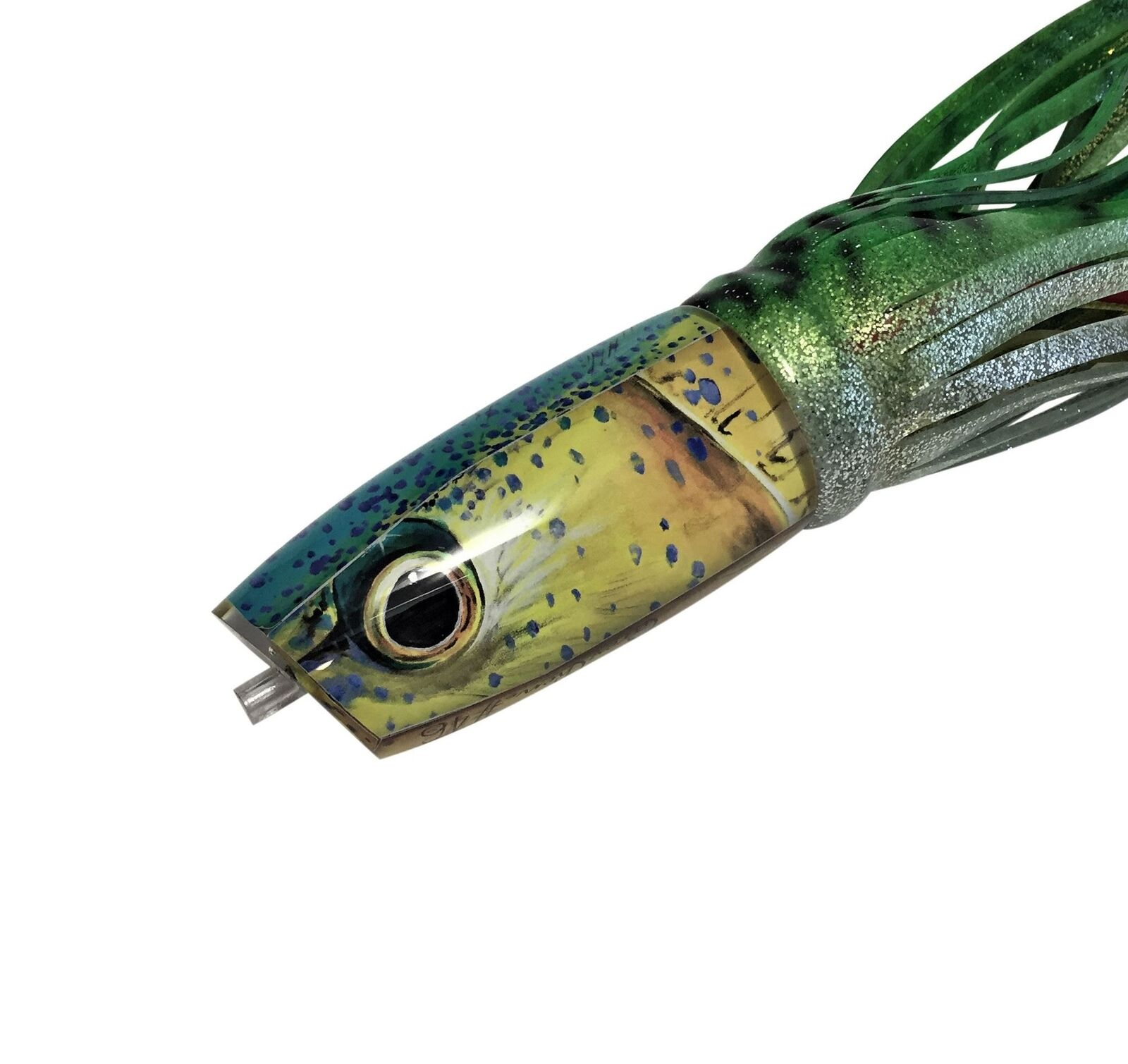 Carey Chen Mini Mahi Lure
