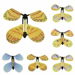 NEW Magic Flying Butterfly Prank For Birthday Anniversary Wedding Card Gift Joke