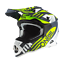 thumbnail 3 - Oneal Motocross Helmet 2 Series Neon Yellow Blue MX Helmet Dirt Bike Off Road