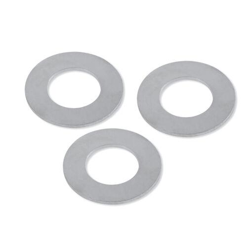 16 mm 3 Stück Reduzierstück für Kreissägeblätter Reduzierring 30