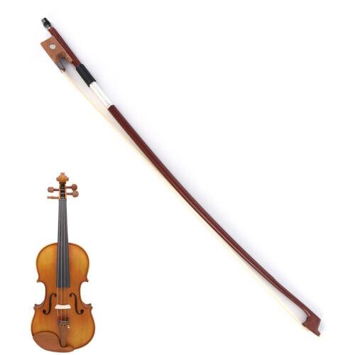 1x Arbor Violin Bogen Fiddle Bow Rosshaar Exquisite für Violine 1//8 Größe 4H