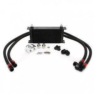 19 Row Turbona Oil Cooler Kit Bar Plate Core Eclispe Evo8 4g63