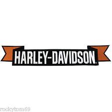 "Harley-Davidson® H-D Rocker 3X Patch. 11 7/8""W x 2 1/4""H-EM100667 RETIRED!!!"