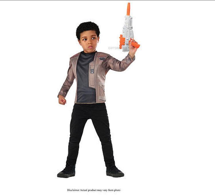stjärnornas krig Finn Blaster Vapen Kostym Accessory pojkar leksak Gun Licensed