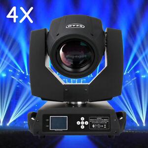 4X230W 7R Zoom Beam Moving head Stage Light Licht DJ Bühnenbeleuchtung Party DJ