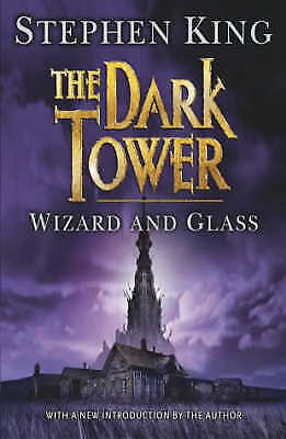 1 of 1 - The Dark Tower: V.4: Wizard and Glass by Stephen King (Paperback, 2003)