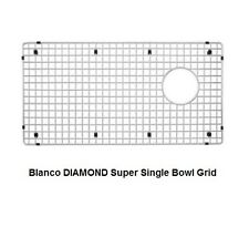 Delicieux BLANCO 221010 Stainless Steel Sink Grid For BLANCO DIAMOND Super Single Sink