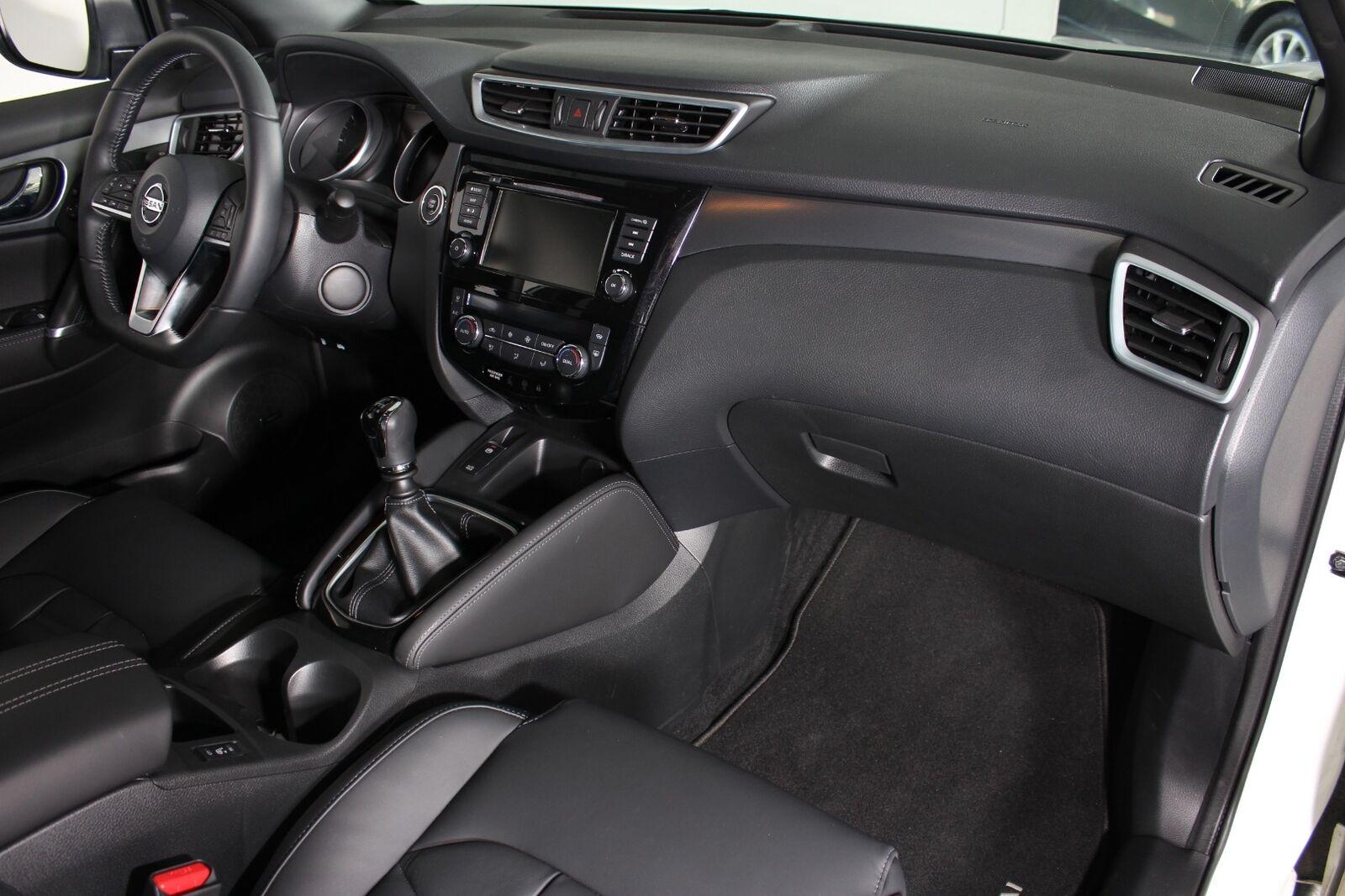 Nissan Qashqai 1,5 dCi 115 Tekna+