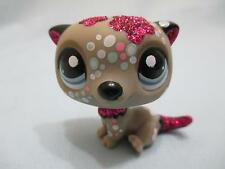 Littlest Pet shop LPS Glitter SEA OTTER #2152 Rare shimmer tattoo 100% Authentic