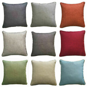 New-Lovely-Julian-Fluffy-Vintage-Various-Colors-Cushion-Covers-Filled-Unfilled