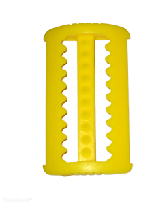 Weight Belt Keeper Retainer Scuba Diving Yellow WB54 YL
