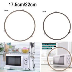 Universal Microwave Oven Bracket Turntable Circle Fixing Rotating Ring Roller