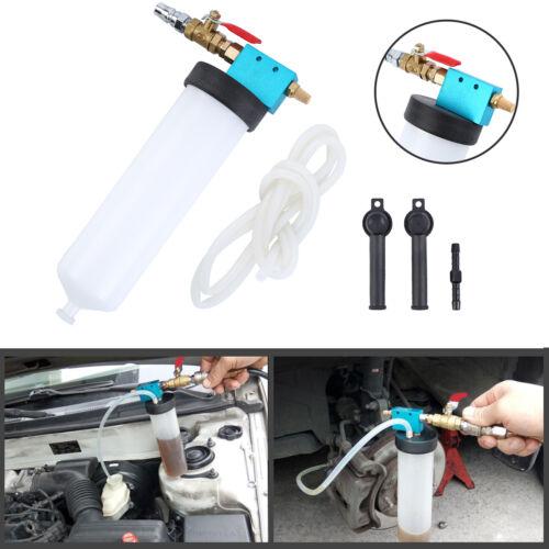 KFZ PKW Bremsenentlüftungsgerät Bremsen Druckluft Bremsflüssigkeit Wechseln