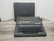 Brother Compactronic 300 Electronic Typewriter Tested Works Needs Ribbon