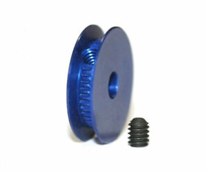 Polea 8mm Duraluminium Pulley Axle 2.38mm Sloting Plus Sp079931 Excellente Qualité