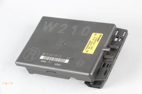 98-02 Mercedes W210 E320 E430 Seat Control Module Front Right Passenger OEM