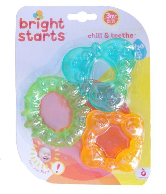 Bright Starts Chill /& Teethe 3m