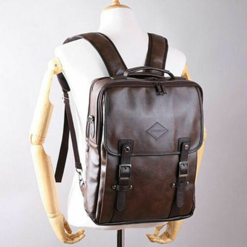 LEFTFIELD 3 Way Bag Mens Laptop Backpack College School Bag Messenger Bag 591