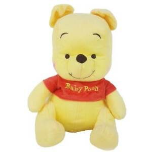 ed4573a960c9 Disney Winnie the Pooh Baby Bear Plush Doll Soft Toys Costume ...
