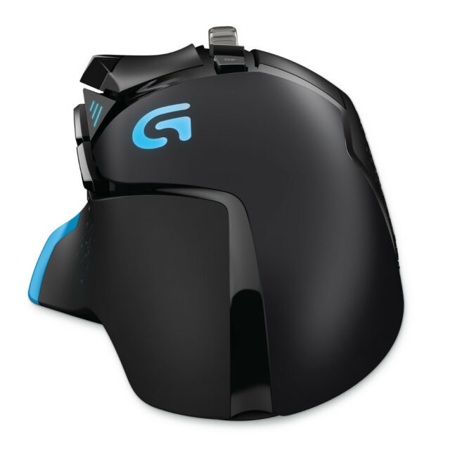 Logitech G502 Proteus Core Tunable Gaming Maus Logitech G502 Gaming Mouse