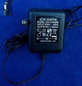 Adapter-Ladegeraet-OH-41044DB-9V-0-5A-5-5mm-2-5mm