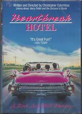 HEARTBREAK HOTEL starring David Keith as Elvis Presley Tuesday Weld NEW DVD