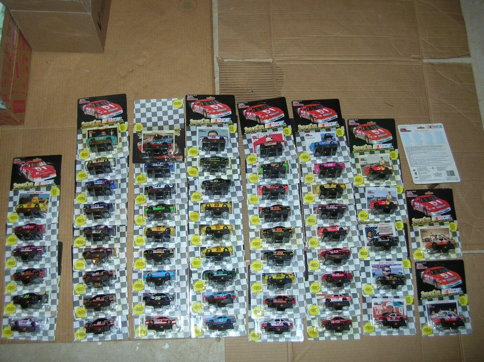 tienda de ventas outlet 92 92 92 NasCoche Diecast 1 64 NB 59 Kulwicki Hooters Glanville Smith Texas Pete Halcones  compras online de deportes