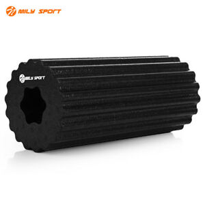 MILY-SPORT-Muscle-Feet-Yoga-EPP-Foam-Roller-Massage-For-Gym-Exercises-Physio-New