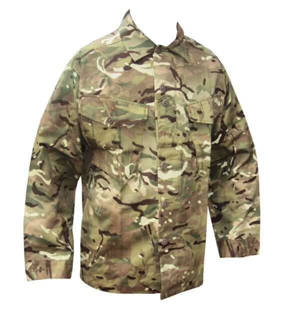 British MTP Combat Shirt MK1 - Grade 1 Army Surplus